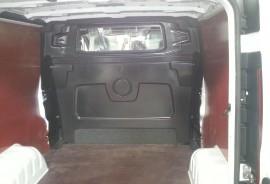Dubbele cabine Opel Vivaro
